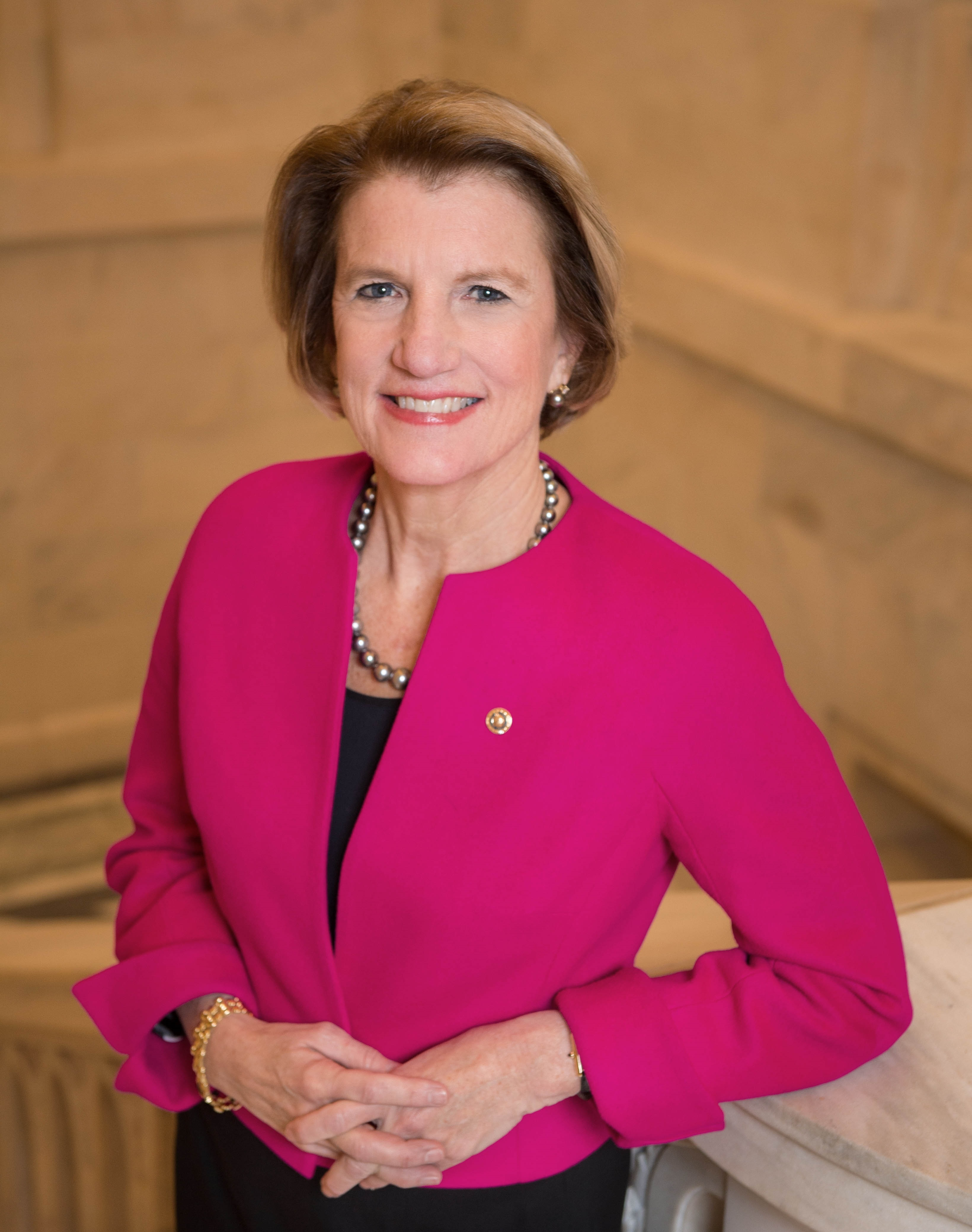 West Virginia: Luncheon with Sen. Shelley Moore Capito